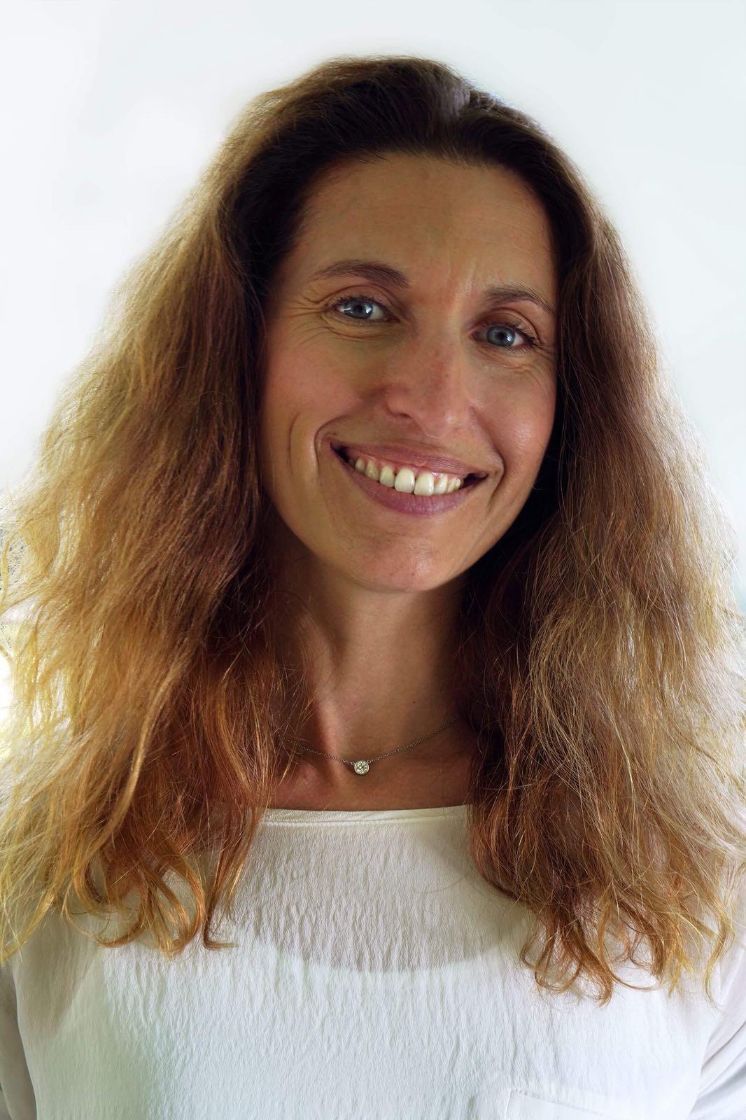 Céline Pairault, coach et professeur de yoga à Chamonix et à Genève
